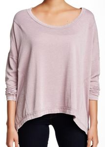 Free People Dolman Knit Pullover